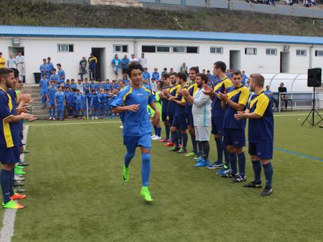 Aaron nuevamente convocado con la Selección Sub 15 de Ferrol