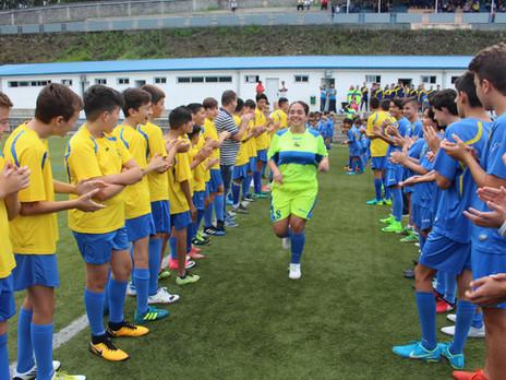 Sofia y Sabela nuevamente convocadas con la Selección Sub 15 de Ferrol