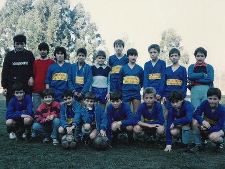 50 años dan para mucho, Alevín 1988 (Campeón de Copa y Subcampeón de Liga)