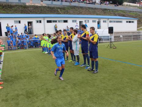 Uxía convocada con la Selección Gallega Sub-12