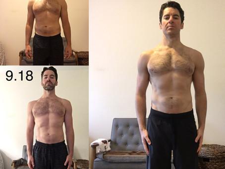 Continuation of my Renaissance Periodization Body Transformation