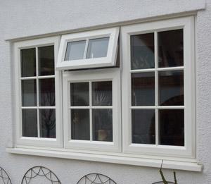 PVCu Window