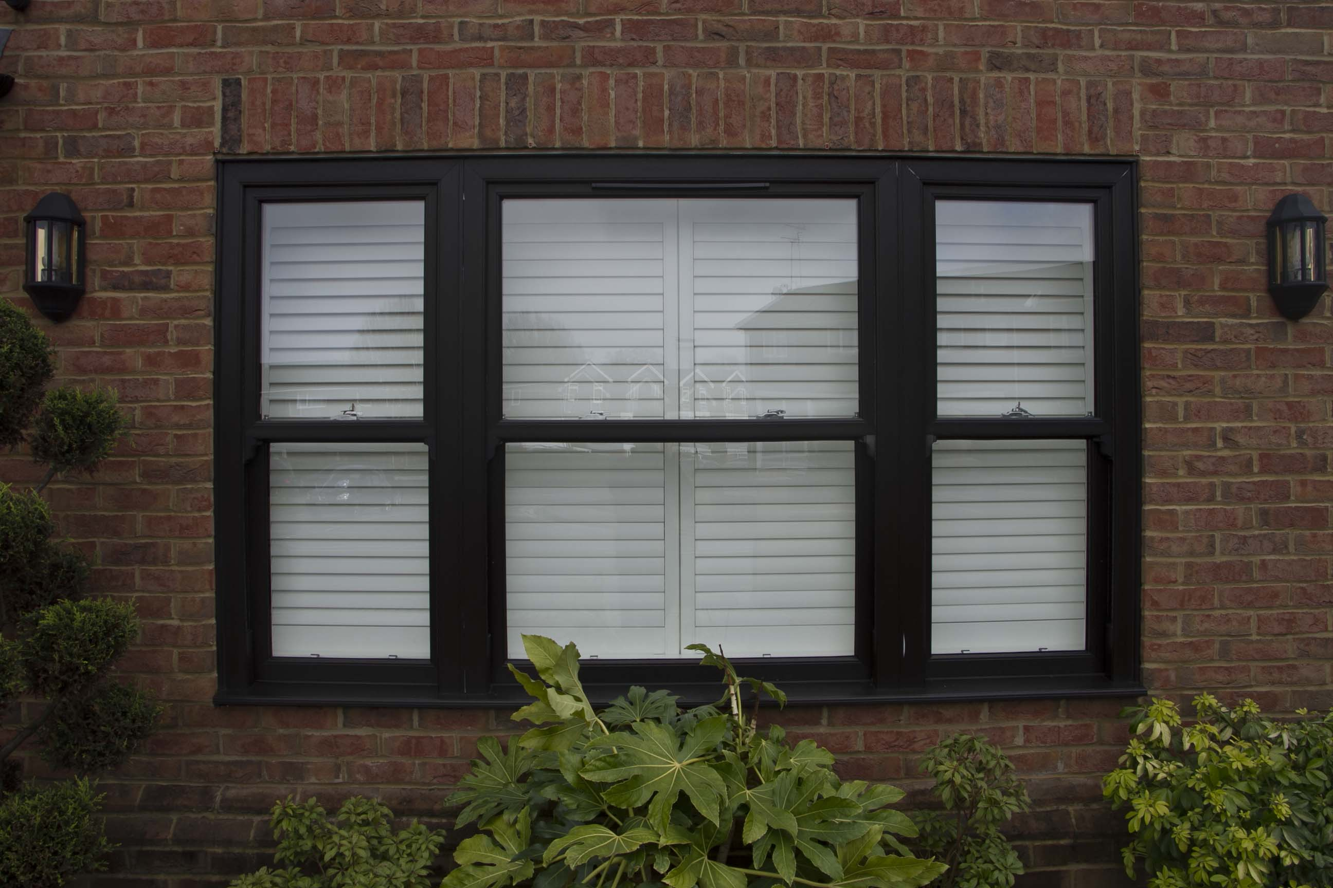 PVCu Vertical Slider