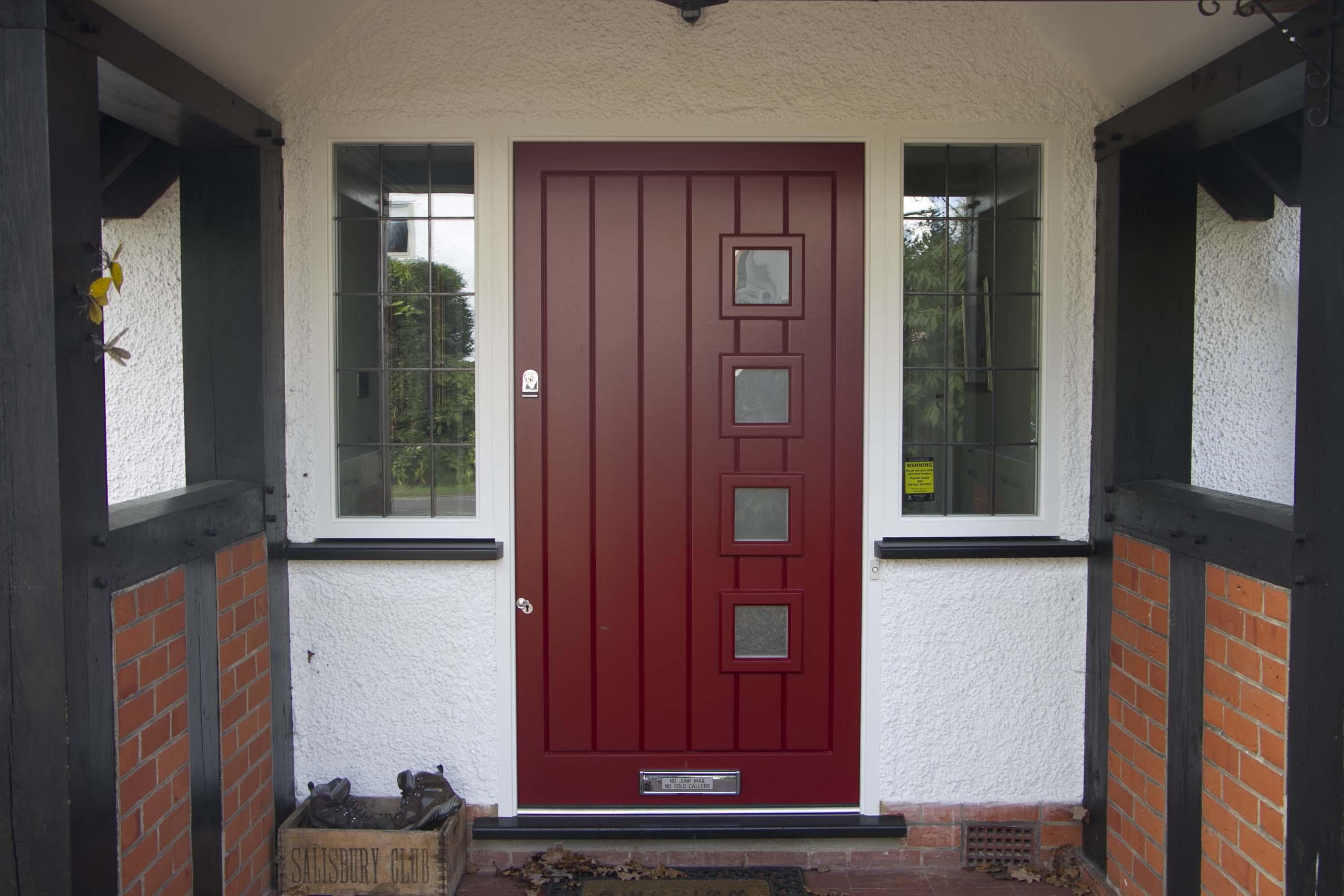 Timber Door (3)