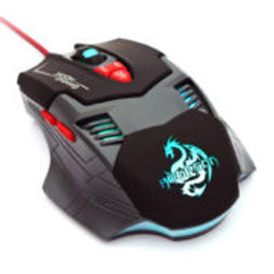 GX-800 – Mouse Gamer Programável