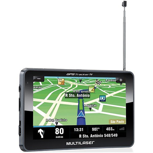 GPS 7' C/TV ATUALIZADO MULTILASER