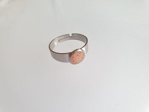 Pici kerek gyűrű
