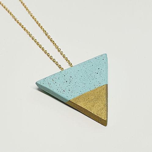 NORETRI-a háromszög álom arany színben