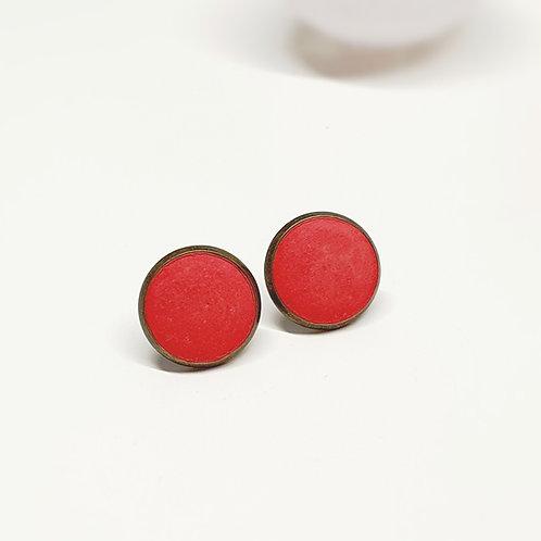 Piros kör füli
