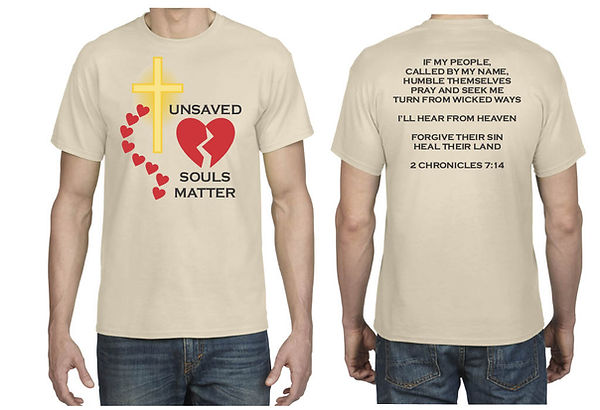 Unsaved Souls Matter Front and Back1024_