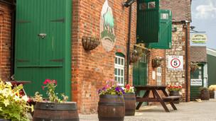 Surrey Hills Breweries Tour