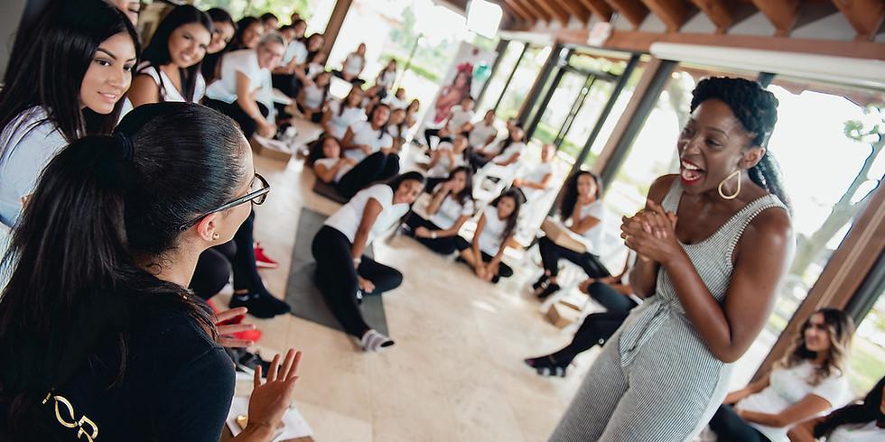 Meet Mental Health Coach - ROBIN BELTRAN founder of The Black Vegan Company