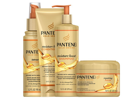 Is the Pantene Gold Series Collection a win or a loss for the natural hair community?