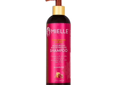 My TOP 7 Favorite Products From Mielle Organics | April's Natural Hair Spotlight Brand