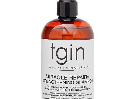 TGIN Miracle Repairx Strengthening Shampoo Is A Winner!