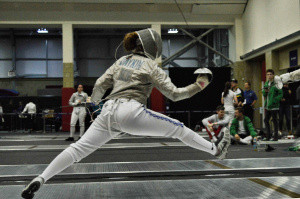 Commonwealth Fencing Championships 2014