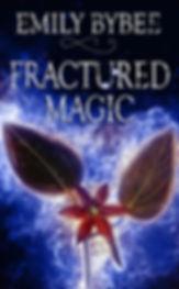 Fracturd Magic cover