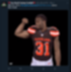 Chubb Pick Tweet.PNG