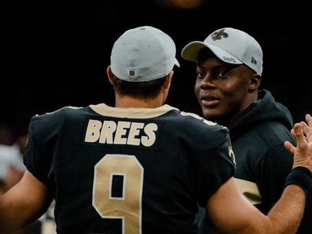 Position Groups to Target: Saints QBs