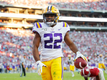 Clyde Edwards Helaire: An obvious RB1