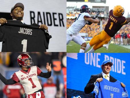 Ty's First Round Takeaways - NFL Draft
