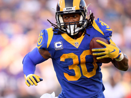 Todd Gurley: A Comparative Case Study