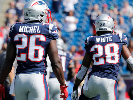 Patriots Skill Position Players: How they'll impact each other.