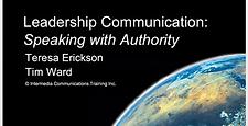 Communications Courses Intermedia Communications Training, Inc