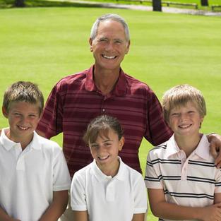 Golf with Grandpa Jack
