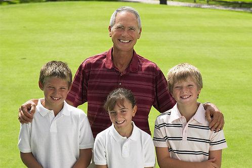 Junior Golf Lesson- 50 minutes