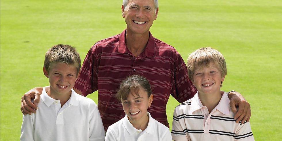 Clínica de Golf (Niños)