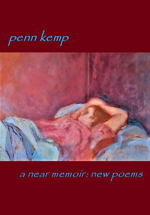 Penn Kemp Chapbook Front Cover With Text