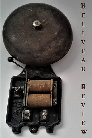 Beliveau Review Issue Eight Front Cover.