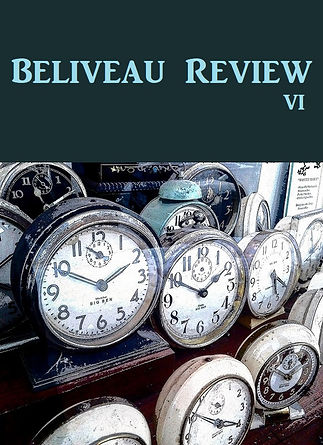 Beliveau Review Issue Six Front Cover.jp