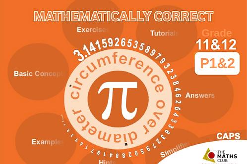 Mathematically Correct