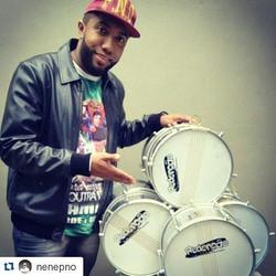 Instagram - #Repost @nenepno ・・・ Bateria Pegada do Tigre  #redencaoinstrumentosm