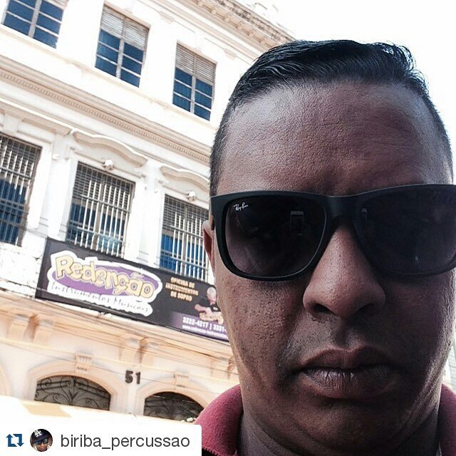 Instagram - #Repost @biriba_percussao ・・・ Bom dia @redencao_instrumentos_musicai
