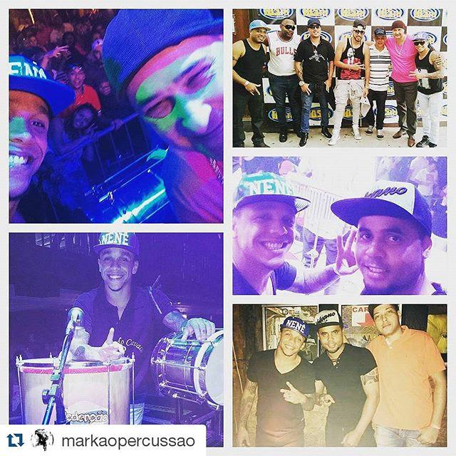 Instagram - #TeamRedenção #TimeDeRespeito