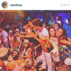 Facebook - #TeamRedenção #Samba #Carnaval