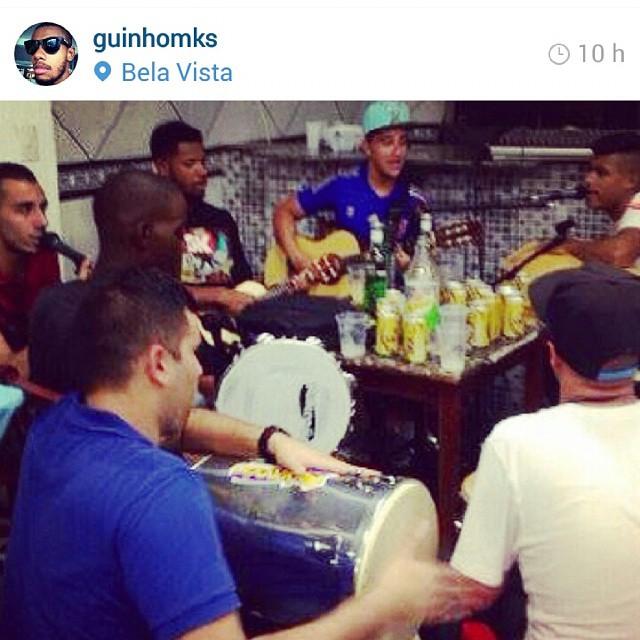 Instagram - #TeamRedenção @guinhomks