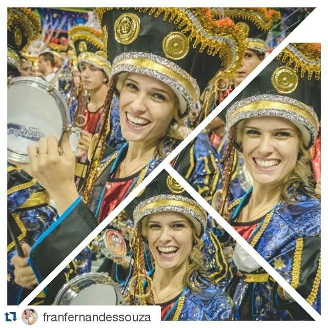 Instagram - #Repost @franfernandessouza ・・・ Imagina três Fran's sorrindo? Kkkkk