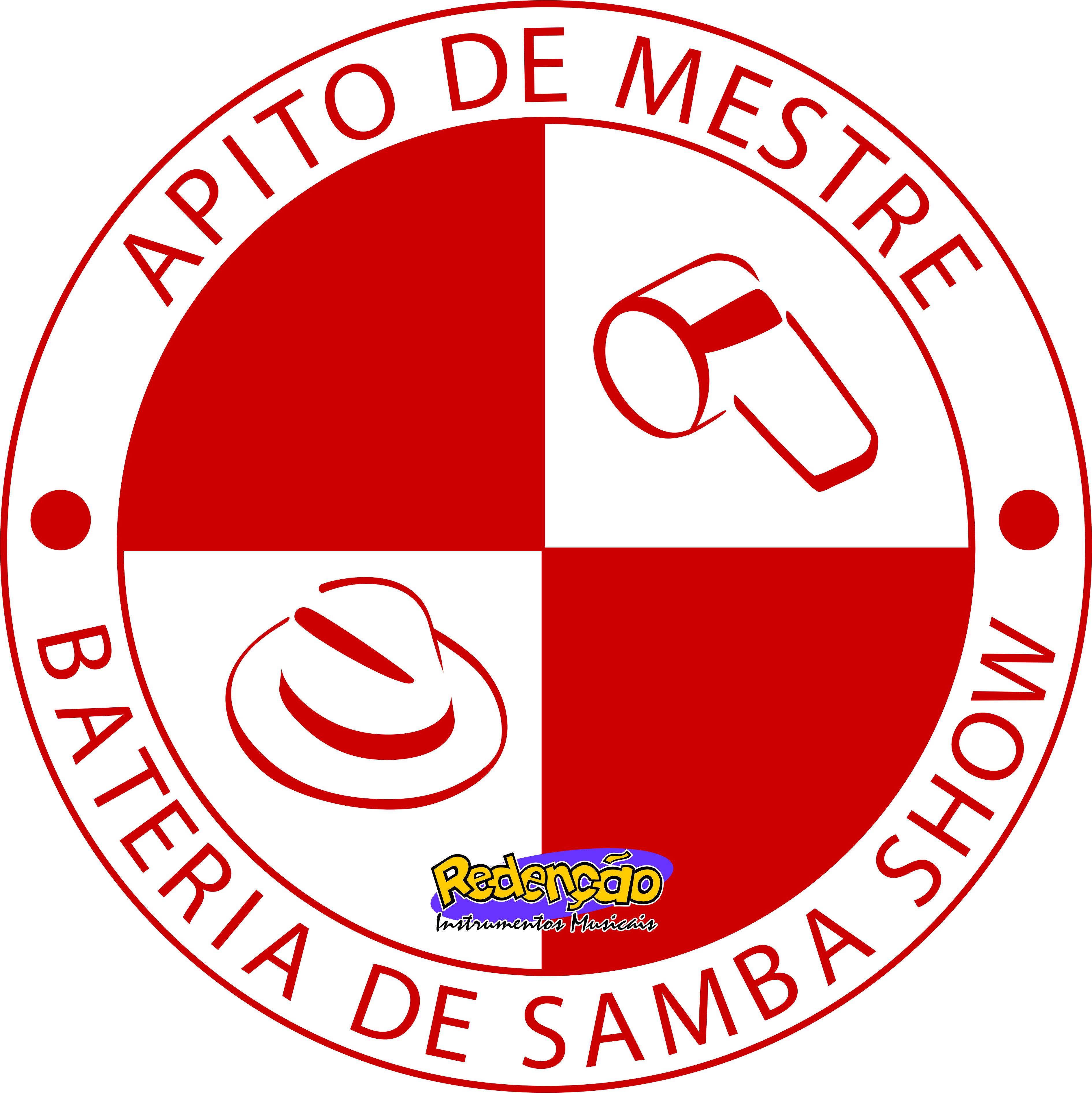 Apito de mestre samba show