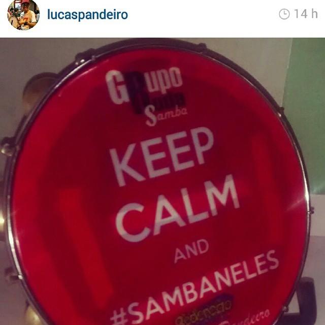 Instagram - #TeamRedenção @lucaspandeiro