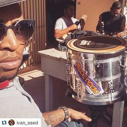 Instagram - #Repost @ivan_saed ・・・ Por isso quando o samba enfeita a voz , aplau