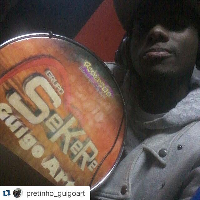 Instagram - #Repost @pretinho_guigoart ・・・ Agradecer a galera da @redencao_instr