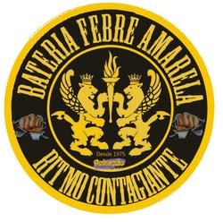 Pele Sublimada Bateria Febre Amarela