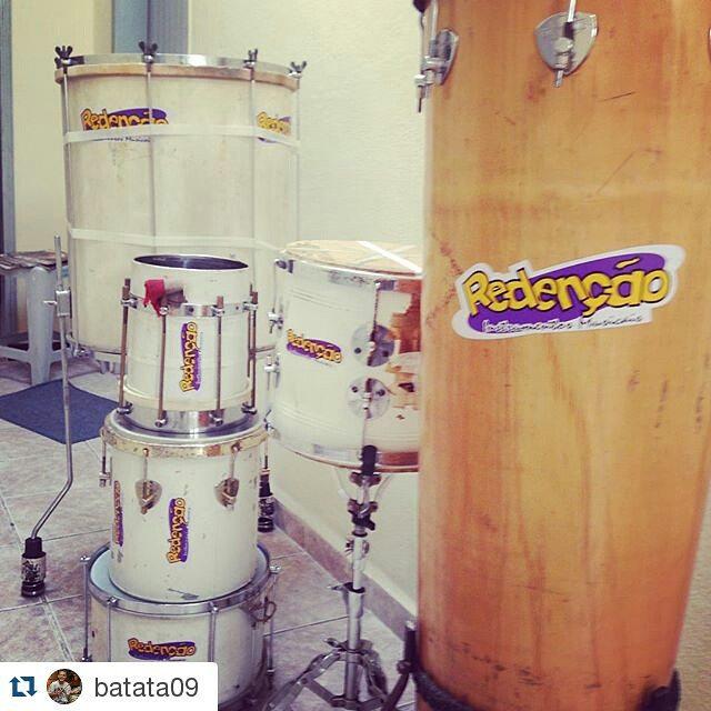 Instagram - #Repost @batata09 ・・・ Gravação do EP do Grupo Bom Partido...jpg