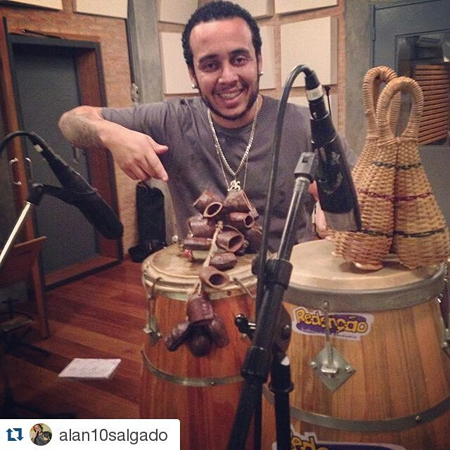 Instagram - #Repost @alan10salgado ・・・ Se tem uma coisa que amo na Percussao é e