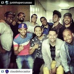 Instagram - #TeamRedenção #TimedeRespeito #TocaRedenção