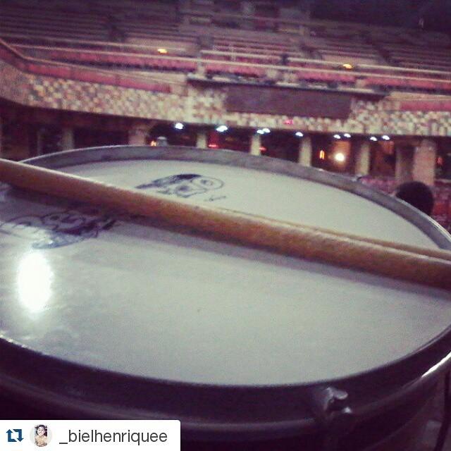 Instagram - #Repost @_bielhenriquee ・・・ #bateriaboladeneve. #ensaio.#repenique.